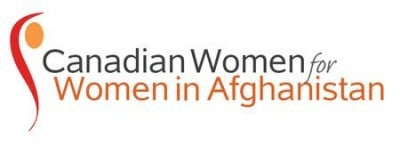 Logo of Canadian Women for Women in Afghanistan