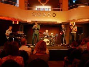Fundraising jazz concert