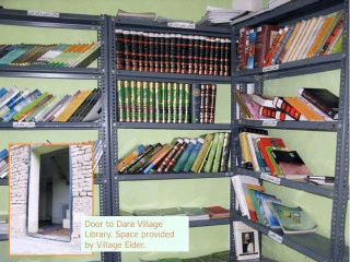 Dara village library